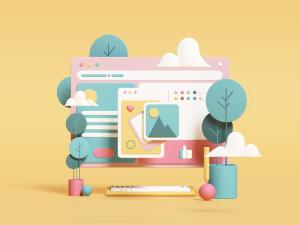 اشتباه رایج در طراحی وب