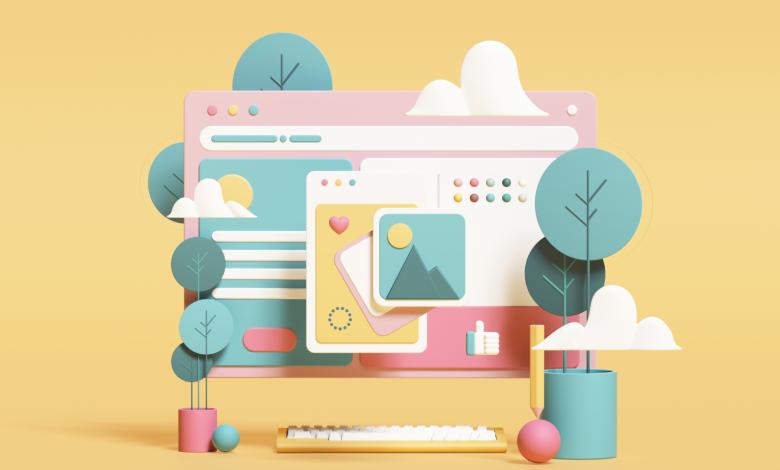 تصویر ۵ اشتباه رایج در طراحی وب که مبتدی ها باید بدانند