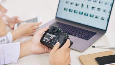 تصویر در کم کردن سایز تصاویر برای ایمیل کردن و به اشتراک گذاری