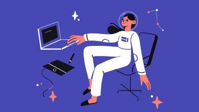 تصویر در ۳ گام اساسی برای تقویت حضور آنلاین به عنوان یک طراح