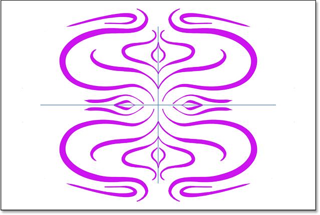 گزینه Paint Symmetry