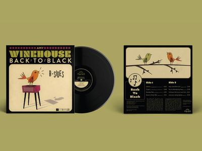 طراحی کاور آلبوم موسیقی