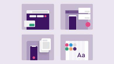 تصویر چگونه برای برند خود سیستم طراحی سوشالمدیا ایجاد کنیم