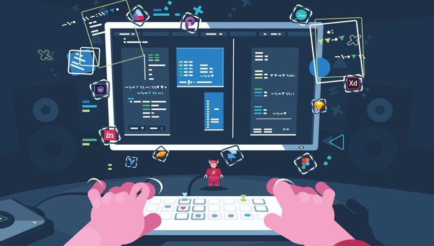 20 نرمافزار برتر طراحی یو آی