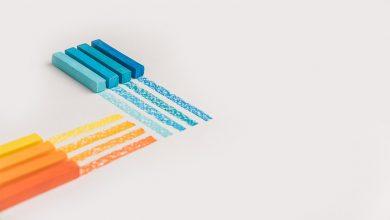 تصویر ۶ ابزار برای تولید رنگ که به کارتان میآید