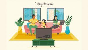 به عنوان یک گرافیست چگونه در خانه بمانیم و بهترین استفاده را بکنیم؟