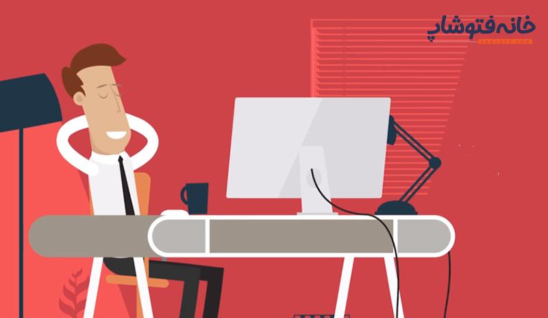 راه های حرفه ای شدن در موشن گرافیک