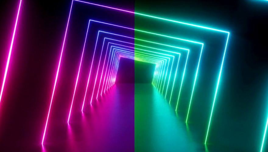 تغییر رنگ فوتیج