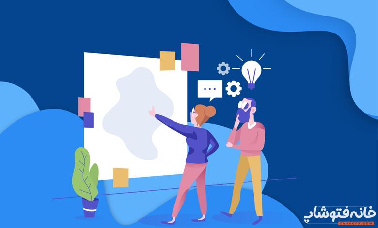 10 نکته که بازاریابها میتوانند از گرافیک دیزاین یاد بگیرند