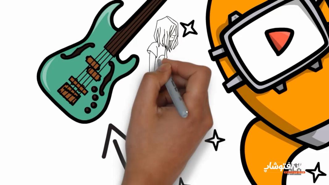 آموزش انیمیشن سازی با ویدیو اسکرایب