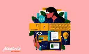 4 ایدۀ کاربردی برای وبسایت شخصی دیزاینرها