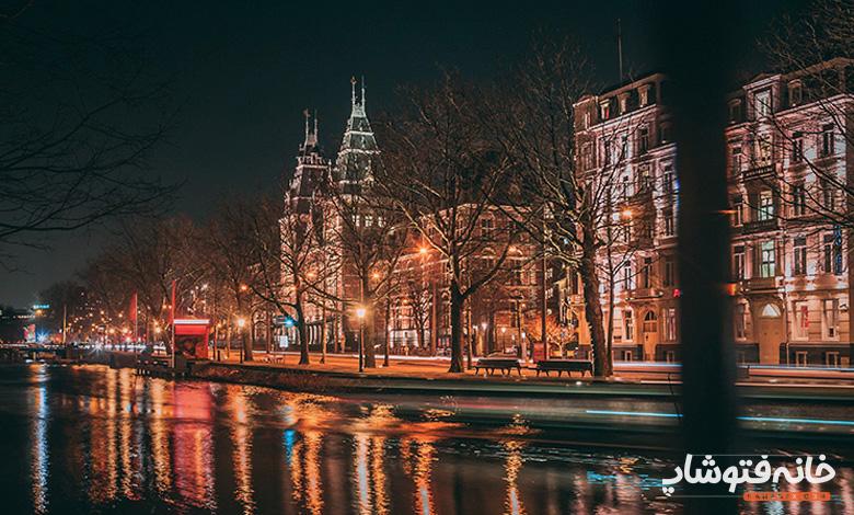 راهنمای اصولی عکاسی در شب