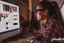 تصویر در چگونه از ادوبی ایکسدی برای طراحی وب استفاده کنیم؟