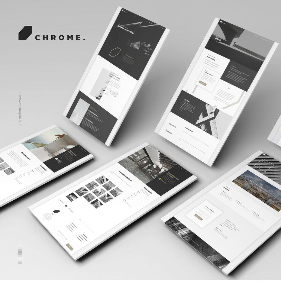 انواع طراحی دیجیتال