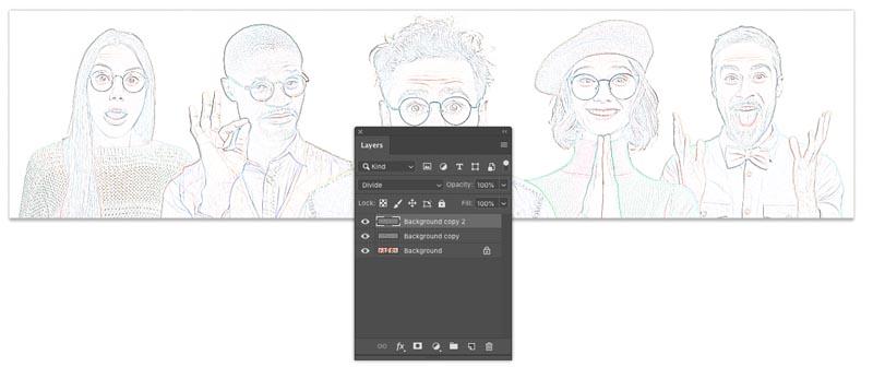 تبدیل عکس به کمیک