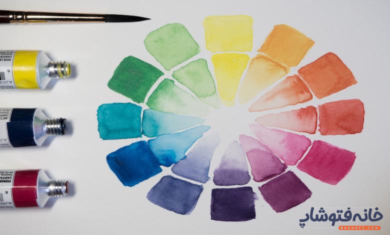 تئوری رنگها