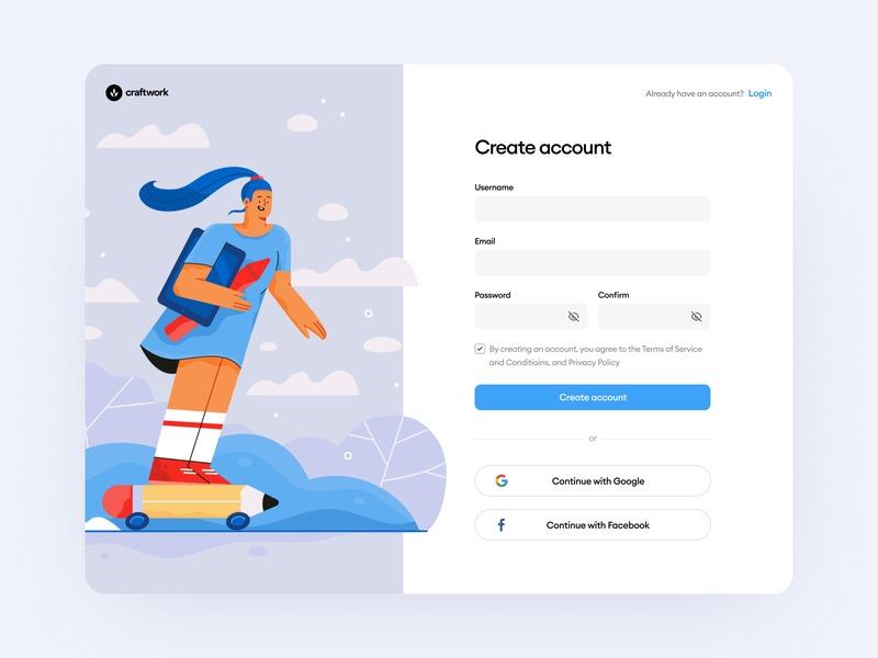 طراحی وبسایتهای مدرن