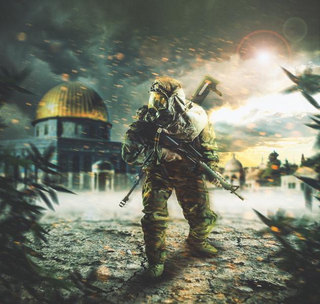 آموزش طراحی پوستر دفاع مقدس