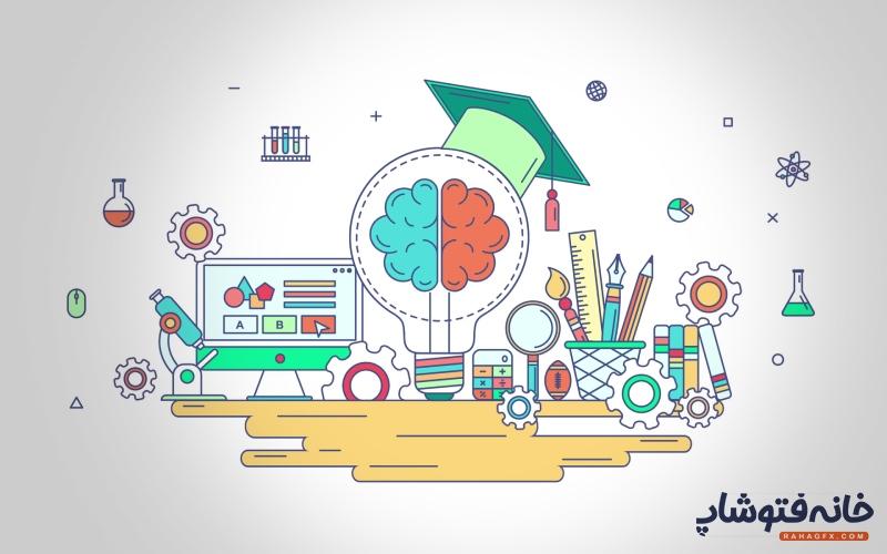 از کجا گرافیک دیزاین یاد بگیریم